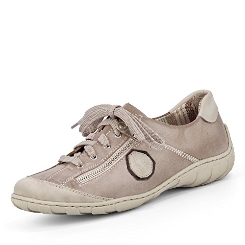 Rieker Ladies M3724 Sneaker Marrone