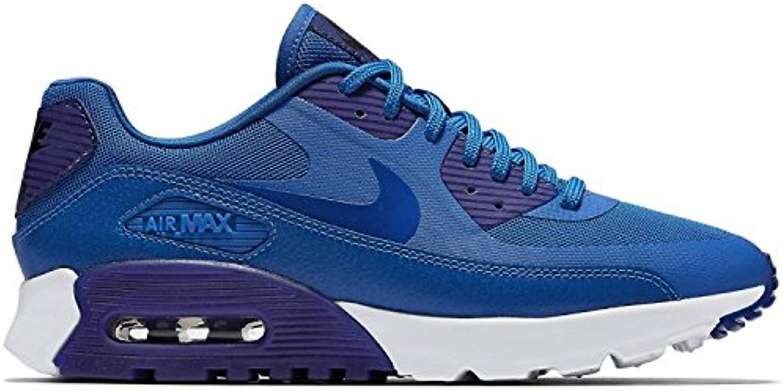 Nike Womens Air Max 90 Ultra Essential Blue 724981-401 (SIZE: 7), Blue, 38 B(M) EU/4.5 B(M) UK