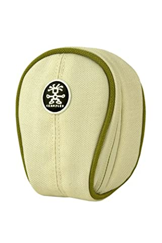 Crumpler Lolly Dolly 65 Camera/Media Pouch - White/Olive