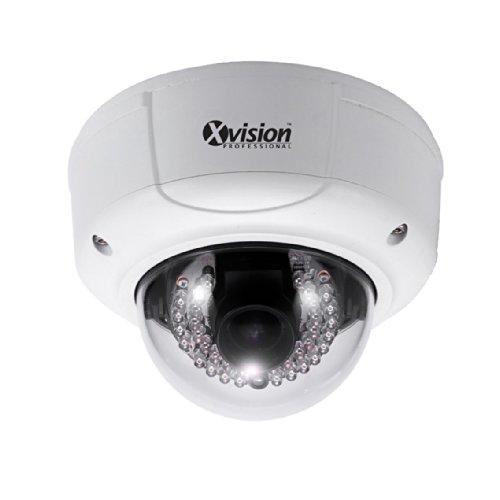 Xvision xp3000V CMOS vandalensicher intern/extern Statische Dome Kamera