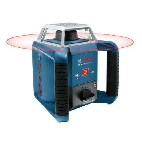 Preisvergleich Produktbild Rotationslaser GRL 400 H + Empfänger LR1