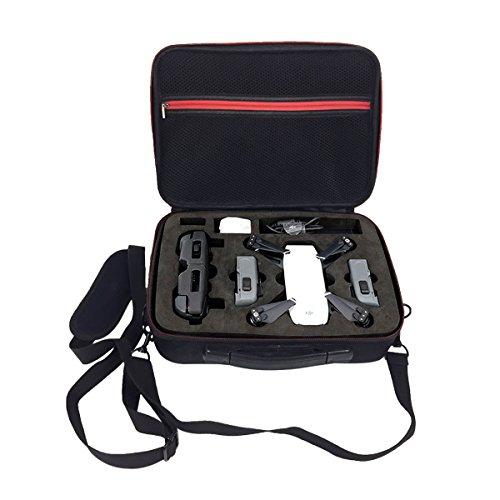 Aufbewahrungstasche, der Case Koffer Cover Handtasche Accessoire Wasserdicht Tragbares für DJI Spark Drone von mibote