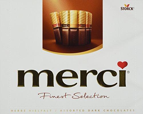 Preisvergleich Produktbild merci Finest Selection Herbe Vielfalt - 5er Pack (5 x 250g Packung)