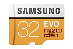 Samsung 95MB/s (U1) MicroSD EVO Memory Card with Adapter 32 GB (MB-MP32GA/AM)