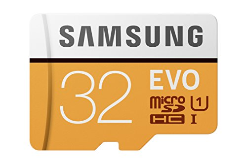 Samsung MB-MP32GA/AM 32 GB MicroSD EVO Memory Card