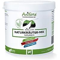 Aniforte Barf- Line–Mezcla de hierbas naturales, 250g, producto natural para perros