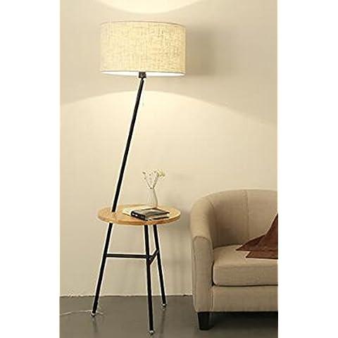 Mobili soggiorno moderno e minimalista Tavolino lampada creativa Nordic Floor Lamp