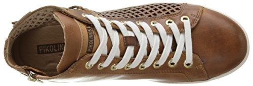 Pikolinos Lagos 901_v17, Scarpe da Ginnastica Alte Donna Marrone (Brandy)