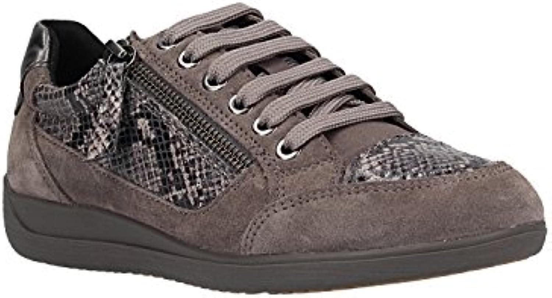 Geox Damen D Myria A Sneaker 2018 Letztes Modell  Mode Schuhe Billig Online-Verkauf