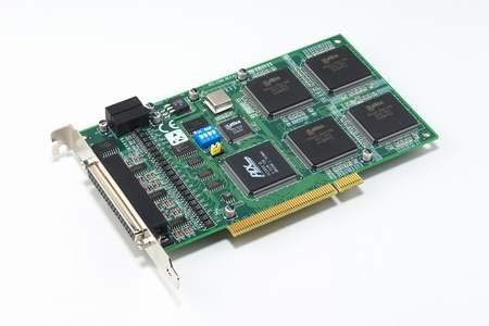 Ch Universal-single ((DMC Taiwan) DAQ Card, 4-Axis Quadrature Encoder and 4-Ch Counter Universal PCI Card with 8-Ch Isolated Digital I/O)