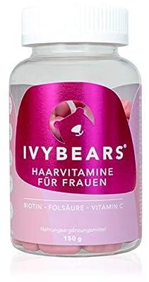 IvyBears Haar Vitamine vollgepackt