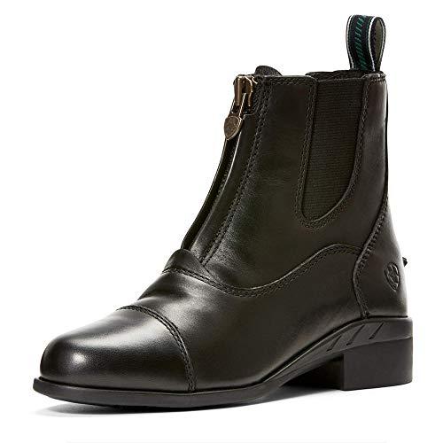 Ariat Junior Devon Iv Jodhpur Boot 36.5 Black Jodhpur Und Paddock Boots