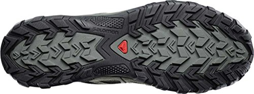 Salomon L39356900, Chaussures de Course de Trail Homme Grey