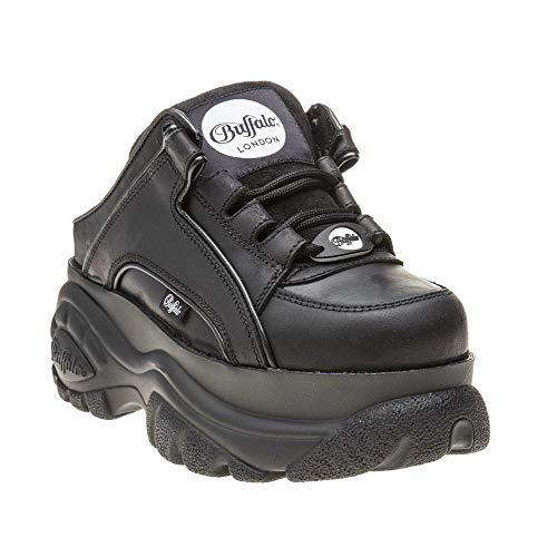 Buffalo 1329-14 2.0 Damen Sneaker Schwarz