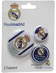 Real Madrid Badges