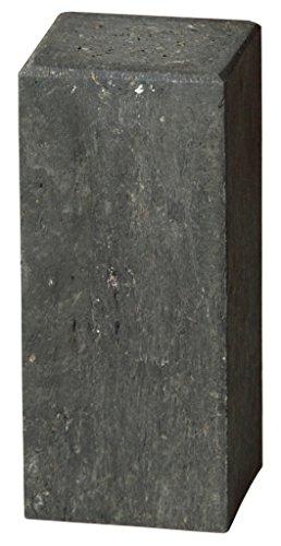 Einschlagklotz 8,5cm x 8,5cm x 20cm aus Kunststoff / zum Einschlagen von Einschlagbodenhülsen - wurde aus Recyclingmaterial in Deutschland hergestellt