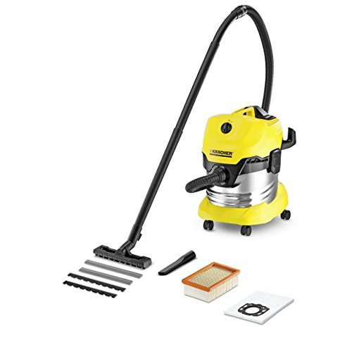 Karcher WD 4 Premium Wet and Dry Vacuum Cleaner