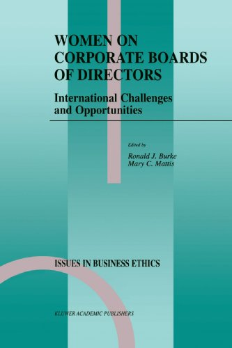 women-on-corporate-boards-of-directors-international-challenges-and-opportunities-issues-in-business