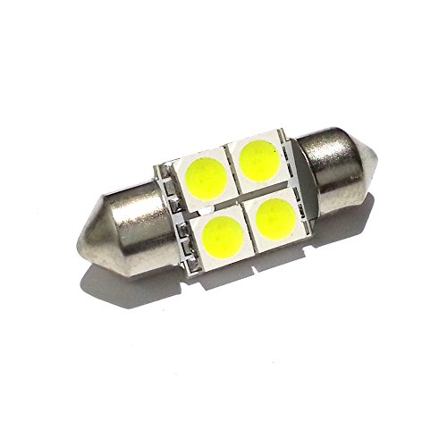 led-31mm-4xsmd-interior-light-bulb-for-mitsubishi-l200-xenon-white-look-5050-chip