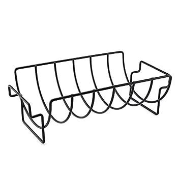 Lembeauty Antihaft-grill Rib Rack Wendbar Braten Net Steak Rack Für Holzkohlegrills Raucheron Top Of Gas Grillen 0