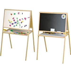 tableau support 103cm tableau magn tique pour enfants tableau d 39 cole abaque tableau crire. Black Bedroom Furniture Sets. Home Design Ideas