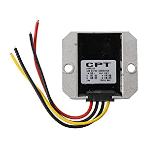 Régulateur Redresseur De Tension Voltage DC-DC 24V 12V 5A