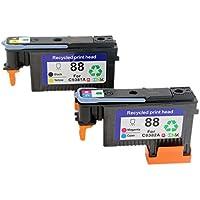 QINK 2 PK 88 Reinstalación del cabezal de impresión para el cabezal de impresión HP 88 C9381A C9382A para Officejet Pro K5400 K5400dn K5400tn K550dtn K550dtn K550dtn K8600dtn K8600dn L7550 L7580 L7590