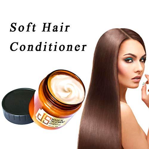 Magical Treatment Hair Mask, Hair Root riparazione 120ml nutriente Soft Hair Tonic cheratina capelli cuoio capelluto trattamento