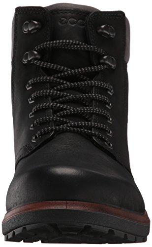 ECCO WHISTLER Gabbro GTX , bottes courtes homme Noir (Black/Dark Shadow)