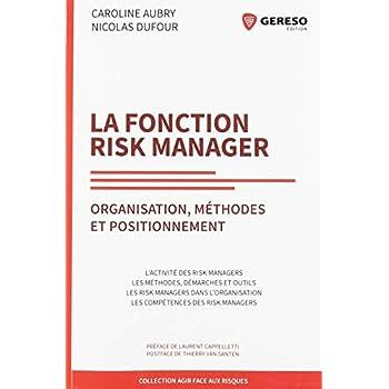 La Fonction Risk manager: Organisation, méthodes et positionnement