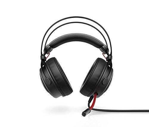HP Omen 800 Earphones (Black)