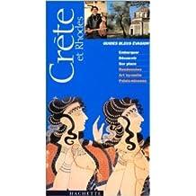 Guide Bleu Évasion : Crète et Rhodes de Aude Bracquemond ( 3 avril 2002 )