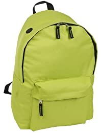 Mochila Rider 3 colores, lime green, Backpack