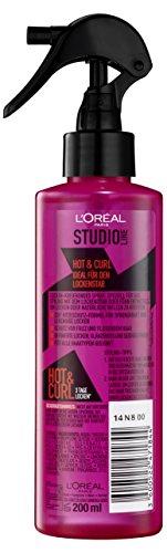 L'Oréal Paris Studio Line Hot Curl Thermo-Locken-Spray - 2