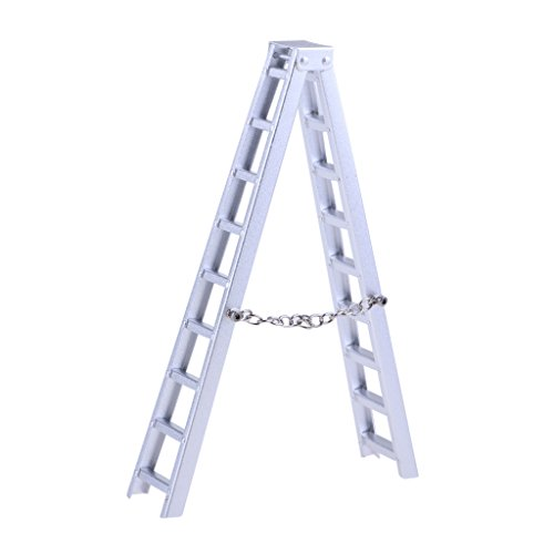 Sharplace RC Accessories Spine Ladder 15.3 x 1.5cm Accessories for RC Car Crawler Car