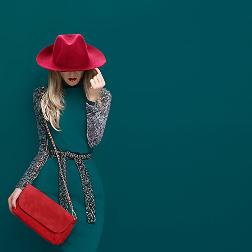 Stables Row - Chapeau - Femme red
