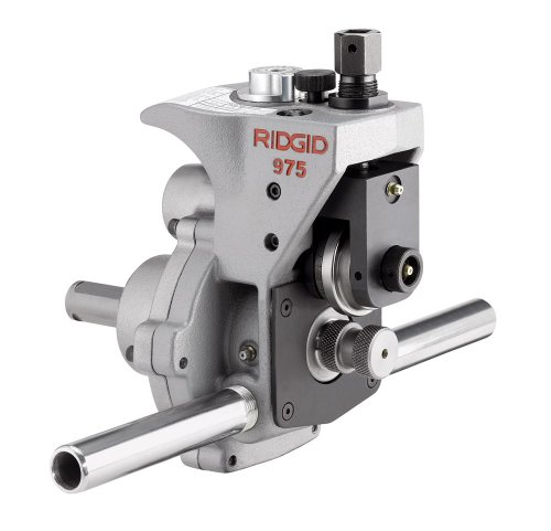 Ridgid 25638975Combo Rolle Fugenfräse, grooven Maschine-zu Ridgid 300Power Drive für Terminplanung 10, 40, und 80Rohr (40 Pvc-rohr Schedule)