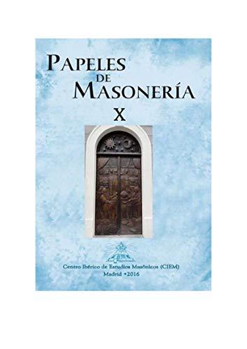 Papeles de Masonería X por Adrian Mac Liman - CIEM