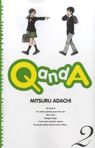 Q and A Edition simple Tome 2