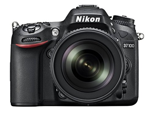 Nikon D7100 24.1MP Digital SLR Camera (Black)