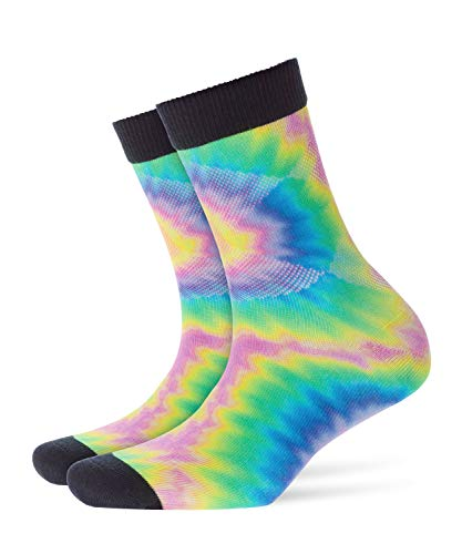 Burlington Damen Hippie Girl Socken Damensocken Baumwolle, Blickdicht, Mehrfarbig (Marshmellow 8448), 36/41 (One Size)