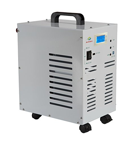 Solinba 3000 W Pure Sine Wave off Grid Power Inverter Peak 9000 W Generator Konverter DC24v zu AC230v Off-grid-generator