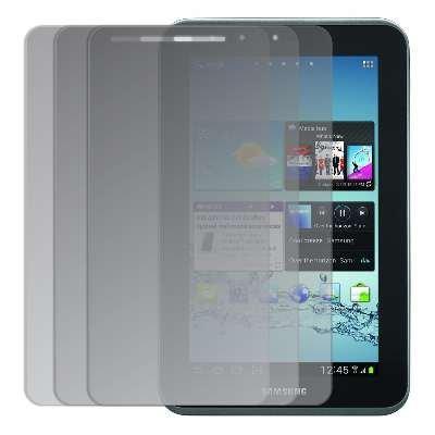MPERO Sammlung 3 Packung von Matte Anti-Glare Displayschutzfolie Film for Samsung Galaxy Tab 2 7.0 - 2 Empire-sammlung