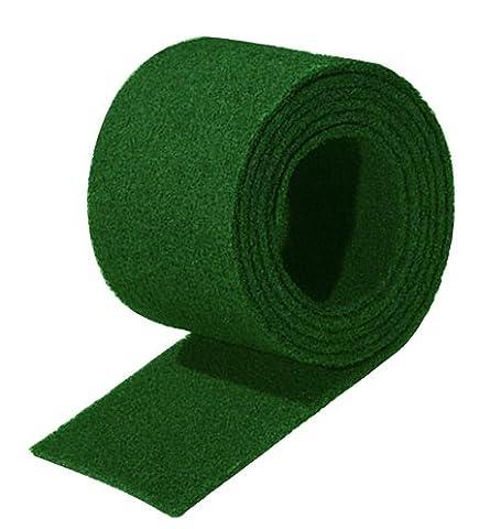 Rouleau à récurer professionnel 3000 x 150 mm en fibre verte. C: 6 dt