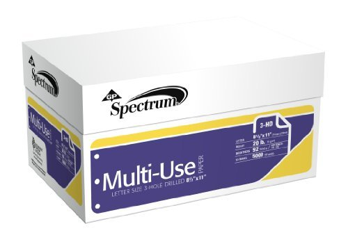 gp-spectrum-multiuse-paper-85-x-11-inches-letter-size-3-hole-drilled-92-bright-white-20-lb-10-reams-