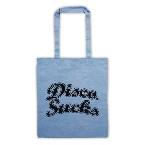 My Icon Art & Clothing , Borsa da spiaggia  Uomo-Donna Azzurro