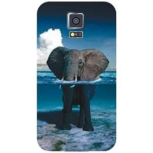 Printland Designer Back Cover for Samsung Galaxy S5 Case Cover