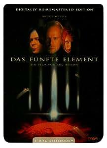 Das fünfte Element (Steelbook) [3 DVDs]