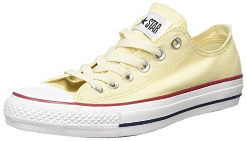CONVERSE Chuck Taylor All Star Seasonal Ox, Unisex-Erwachsene Sneakers, Beige (Natural White / Unblecach White), 50 EU