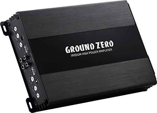 Ground Zero - Gzia 4115hpx-ii Amplificateur 4 canaux
